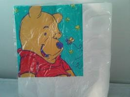Disney Winnie the Pooh's First Birthday Party/Baby Shower Supply Napkins... - $9.46