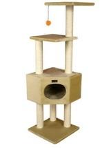 Armarkat Cat Tree Model A5201, Beige - $60.69