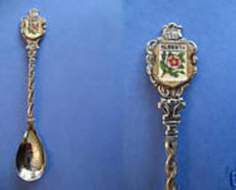 AMISK Alberta Souvenir Collector Spoon Collecti... - $5.95