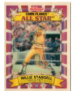 1992 Pittsburg Pirates Willie Stargell  All Sta... - $10.00
