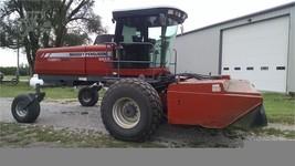 2008 MASSEY-FERGUSON 9635 For Sale In Durham, Kansas 67438 image 3