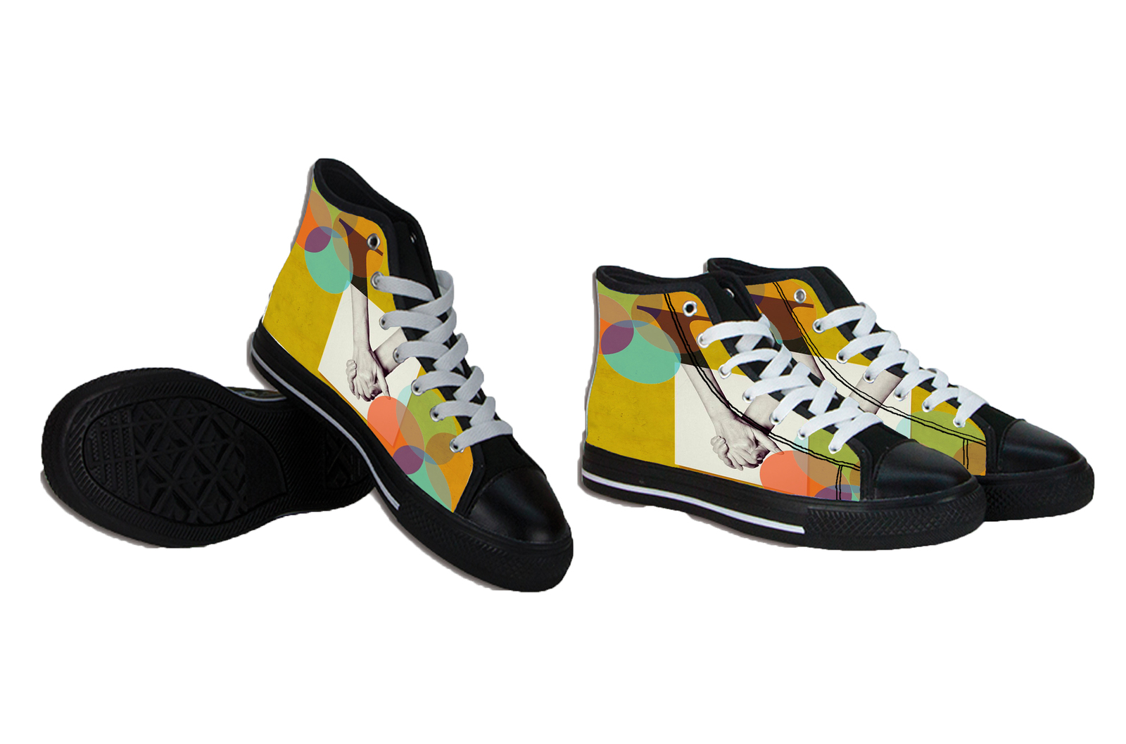 Primary image for Retro Collection #2 Top Shoes Canvas