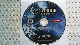 Castlevania: Lords of Shadow (Sony PlayStation 3, 2010) - $10.75