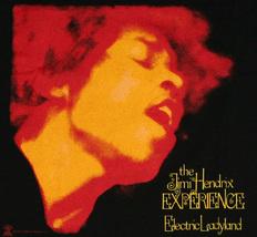 Jimi Hendrix  'Electric LadyLand'  Replacment  Album Cover 3 x 3 Fridge ... - $4.99