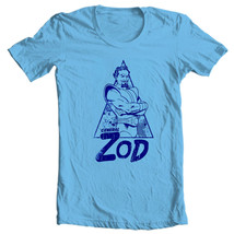 General Zod T-shirt retro Classic Superman Super Friends DC comics tee SM1955 image 2