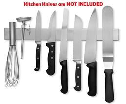 Magnetic Knife Bar Knife Rack Knife Strip Kitchen Utensil Holder Tool Ho... - $114.92