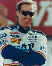 RUSTY WALLACE 8X10 PHOTO NASCAR AUTO RACING PICTURE - $3.95