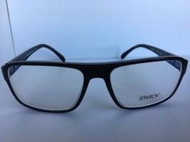 New STARCK Eyes  Alain Mikli SH 2009 0004 55mm Black Men's Eyeglasses Frame - $353.99