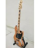 2007 Squier(Fender) Modified Jazz Bass 1970's Natural Finish ~MII~Amazin... - $674.10