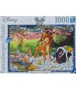 Ravensburger Disney Bambi Collector's Edition 1000 pc Jigsaw Puzzle Movi... - $24.74