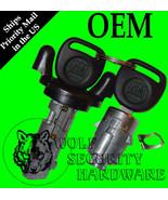 Envoy Trailblazer 03-09 OEM Ignition Switch Cylinder Single Door Lock Se... - $69.96