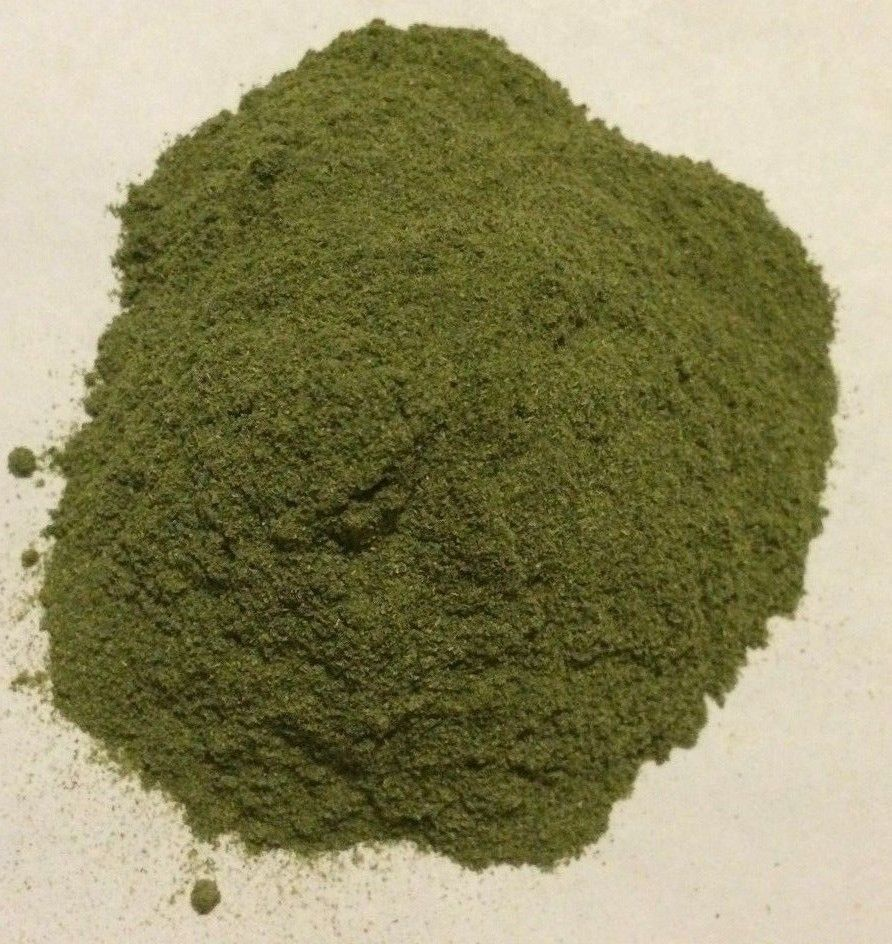 1 oz. Alfalfa Leaf Powder Organic & Kosher USA