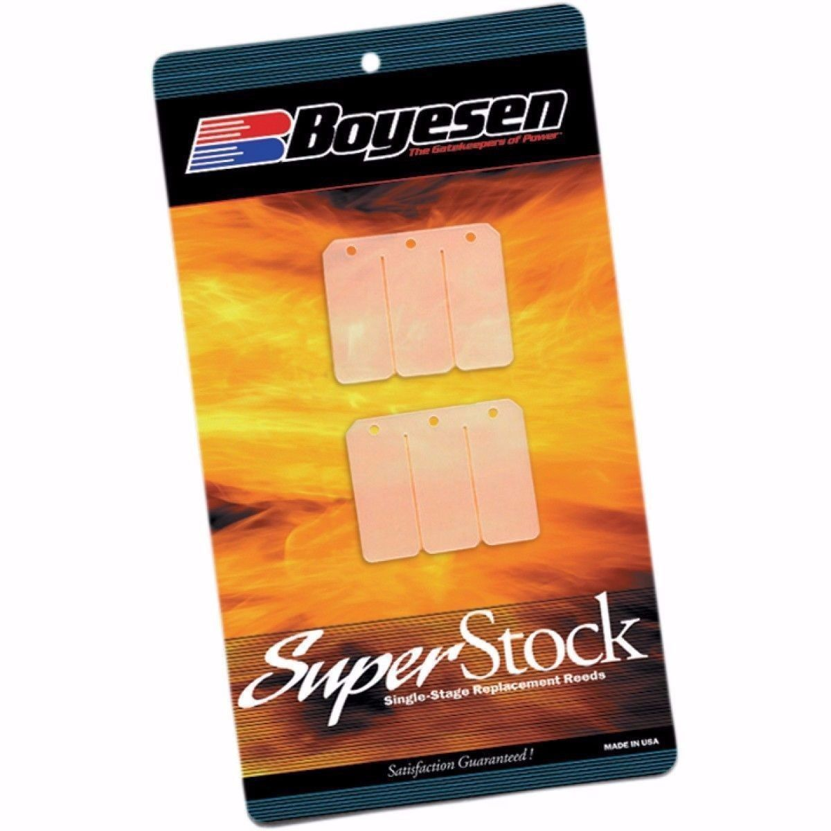 Primary image for Boyesen Super Stock Reeds Reed Yamaha YZ250 YZ 250 97-01 03-04 SSF132