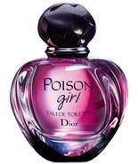 Dior Poison Girl Eau de Toilette Spray, 3.4 oz NEW SEALED MSRP$100 - $70.13