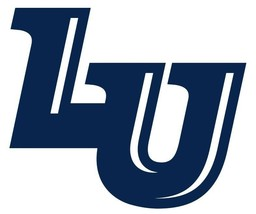 ncaa1204 Liberty Flames Solid LU Logo Die Cut Vinyl Graphic Decal Sticke... - $13.85+
