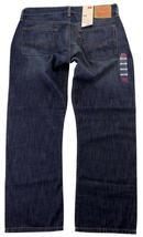 Levi's Strauss 514 Men's Slim Fit Straight Leg Jeans Pants 514-0191 SIZE 30x32 image 5