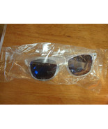 Sunglasses UV Protection - Clear Frames New - $3.36