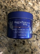 Bath & Body Works / Aquatanica Spa Body Firming Cream 6 Oz (Rare & HTF)- New - $37.62