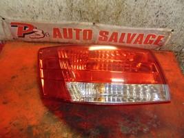 06 08 07 Hyundai Sonata oem drivers side left brake tail light lamp asse... - $19.79
