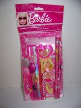 Fun Barbie stationary Party Kit - $6.32