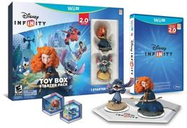 Disney INFINITY: Toy Box Starter Pack (2.0 Edition) - Wii U Nintendo Wii U - $26.04
