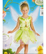TINKERBELL Halloween Costume Size 4-6x Child Brand New - $19.99