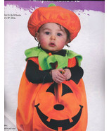 PUMPKIN Cutie Pie Halloween Costume Size 24 months  NEW - $14.99