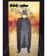 BATMAN  Halloween Costume One Size Fits All  Brand New! - $12.00