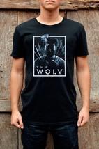 Men's T-shirt Wolverine The Last Logan Sickness Movie  Black T-shirt & Women's - $15.94+