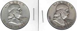 Nice 1959D Franklin Half - $20.00