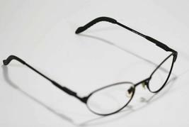 Fossil Unisex KIRBY Matte Black Metal Eyeglass Frames Designer Style Rx ... - $9.12
