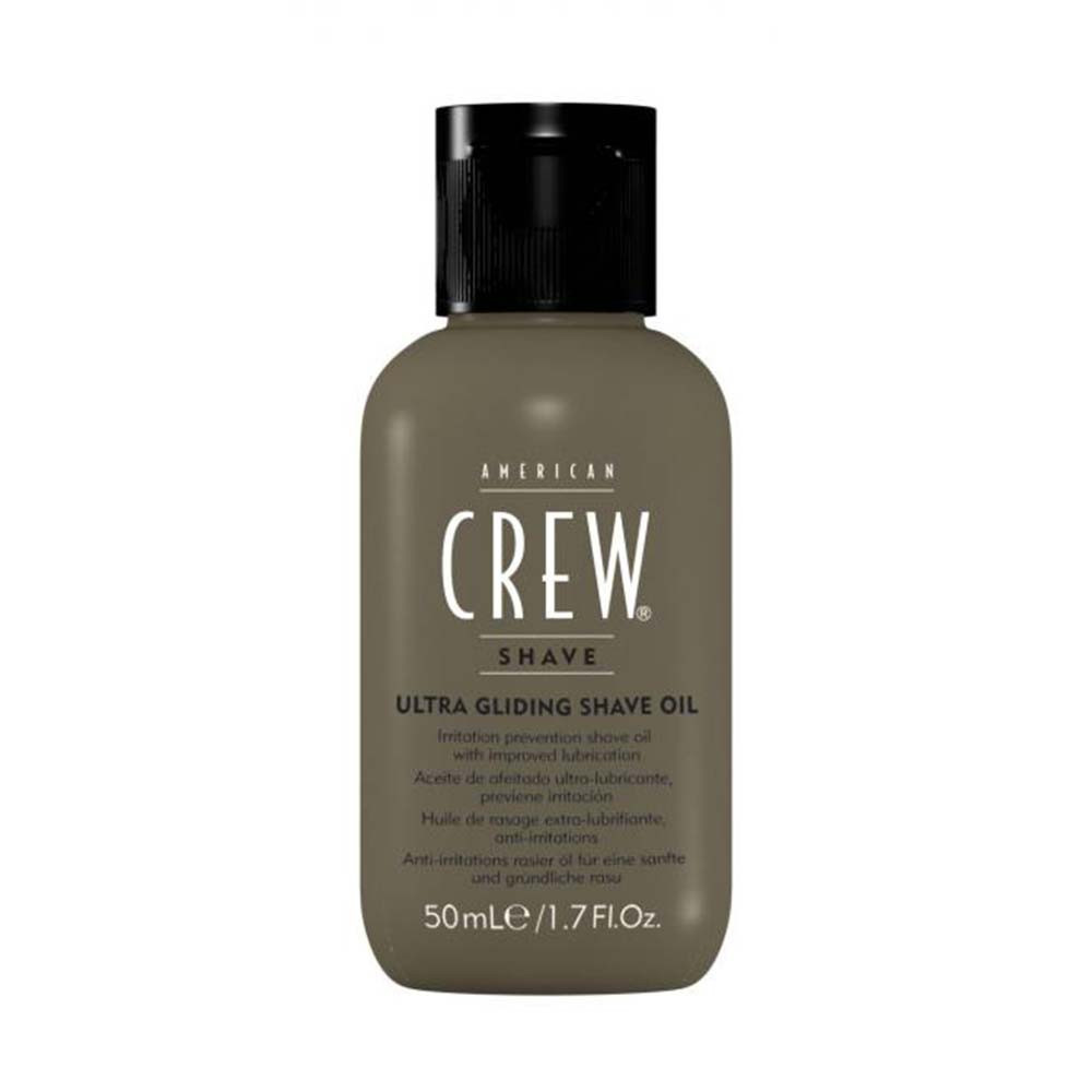 American Crew Ultra Gliding Shave Oil Irritation Prevention Shave Oil 1.7oz
