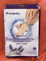 2Pairs Foot Peeling Mask Exfoliating Feet Peel Mask Remove Dead Skin Cal... - $8.99