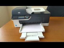 HP OfficeJet J4550 All-In-One Inkjet Printer - $117.80