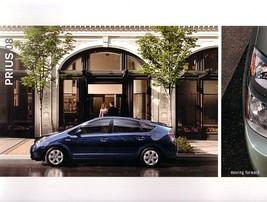 2008 Toyota PRIUS HYBRID sales brochure catalog 08 US - $9.00