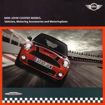 2008/2009 Mini JOHN COOPER WORKS deluxe sales brochure catalog US 08 - $12.00