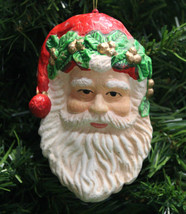Kurt S. Adler Vintage 1990's Santa Claus Christmas Tree Ornament - $5.99