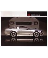 2008 Saleen S302 EXTREME sales brochure card sheet Mustang 08 - $9.00
