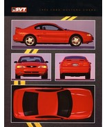 1994 Ford SVT MUSTANG COBRA sales brochure sheet US 94 - $9.00