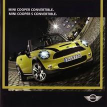 2009 Mini COOPER CONVERTIBLE sales brochure catalog US 09 S - $10.00