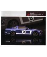 2008 Saleen DAN GURNEY H281 SC sales brochure card sheet Mustang 08 - $12.00