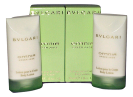Bulgari Omnia Green Jade Body Lotion - Lot of 2 - $7.50