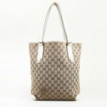 Gucci Original GG Canvas Tote Bag - $298.00