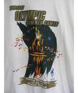 1996 Atlanta Olympic T-Shirt Men's XL Opening Ceremonies  - $25.00