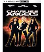 Charlie's Angels UMD Video for PSP Universal Media Disc Movie Widescreen - $6.99