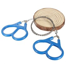 Outdoor steel camping wire saw scroll emergency travel hiking hunting survival tool kit thumb200