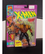 1993 Marvel X-Men Tusk With Surprise Attack Mutant Figure New In The Pac... - $14.99