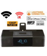 HIDDEN CAMERA CLOCK RADIO | HD 1080P | WIFI REMOTE VIEW | NO GLOW NIGHT ... - $599.00