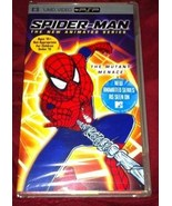 Spiderman the New Animated Series Movie For PSP  - $6.99