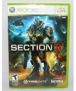 Section 8 - Xbox 360 - $6.92